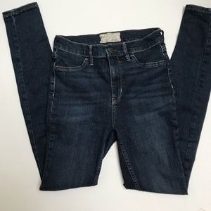 NEW Free People high waisted jeans